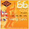 Rotosound RS66LD Swing Bass Med 45-105