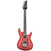 Ibanez JS100  Joe Satriani  Transparent Red  Finish