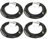 Whirlwind EMC20 (4-Pack) - 20ft XLR Cables