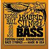 Ernie Ball2833 Bass Hybrid Slinky Round Wound