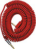 Vox Vintage Coil Cable - Red