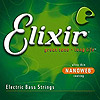 Elixir Nanoweb Electric Bass Medium Long
