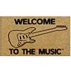 DR Welcome to the Music Doormat - Electric
