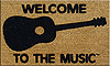 DR Welcome to the Music Doormat - Acoustic