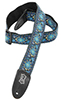 Levys Hootenanny Poly Strap - Light Blue