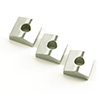 Floyd Rose Clamping Blocks - Chrome