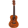 Luna GuitarsConcert Ukulele - Peace Maluhia