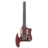 Traveler Speedster Hot Rod RED w/Deluxe Gig Bag