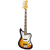 Fender Deluxe Jaguar® Bass 3-Color Sunburst
