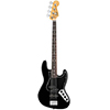 Fender Reggie Hamilton Jazz Bass Black