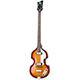 Hofner Violin Bass - Ignition Sunburst Bass w/ Case