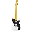 Squier Vintage Modified Telecaster Deluxe Olypmic White