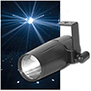 American DJ Pinspot LED Light