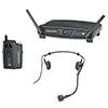 Audio Technica ATW-1101/H Digital Wireless Head-Set Wireless System