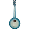 Gretsch G9101 Camp Uke Blue Sunburst