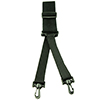 Henry Heller Cotton Banjo Strap Black
