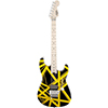 EVH Striped Black with Yellow Stripes