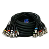 Elite Core 16 Channel 50 ft Audio XLR Snake
