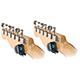 Planet Waves NS Mini Headstock Tuner 2-Pack