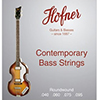 Hofner Contemporary Bass Strings