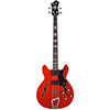 Hagstrom Viking Bass Wild Cherry Trans