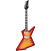 Ibanez Destroyer DT520FMCRS Flame Maple Top Cherry Sunburst
