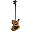 BC Rich Mockingbird Plus Bass Ghost Black