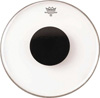 Remo Controlled Sound Clear Black Dot Drumhead - 15 Inch
