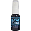 Clear Voice Vocal Lubricant - 1 Bottle Fresh Mint