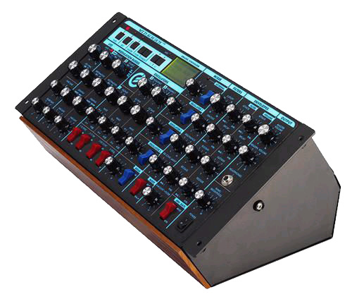 Moog Minimoog Voyager - Rack Mount Edition V3.0 Side