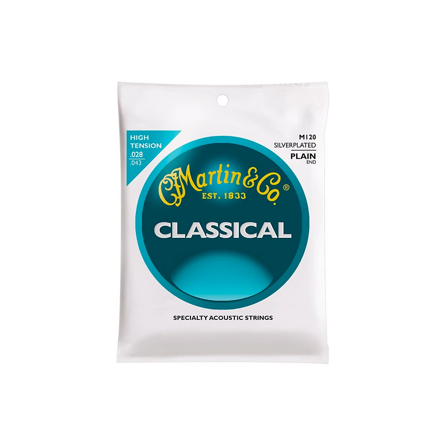 M120 Classical Strings