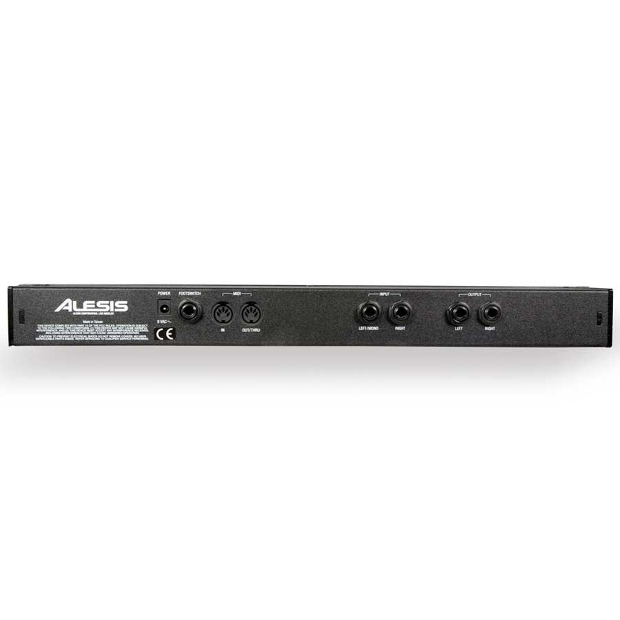 Alesis MicroVerb 4 Rear View