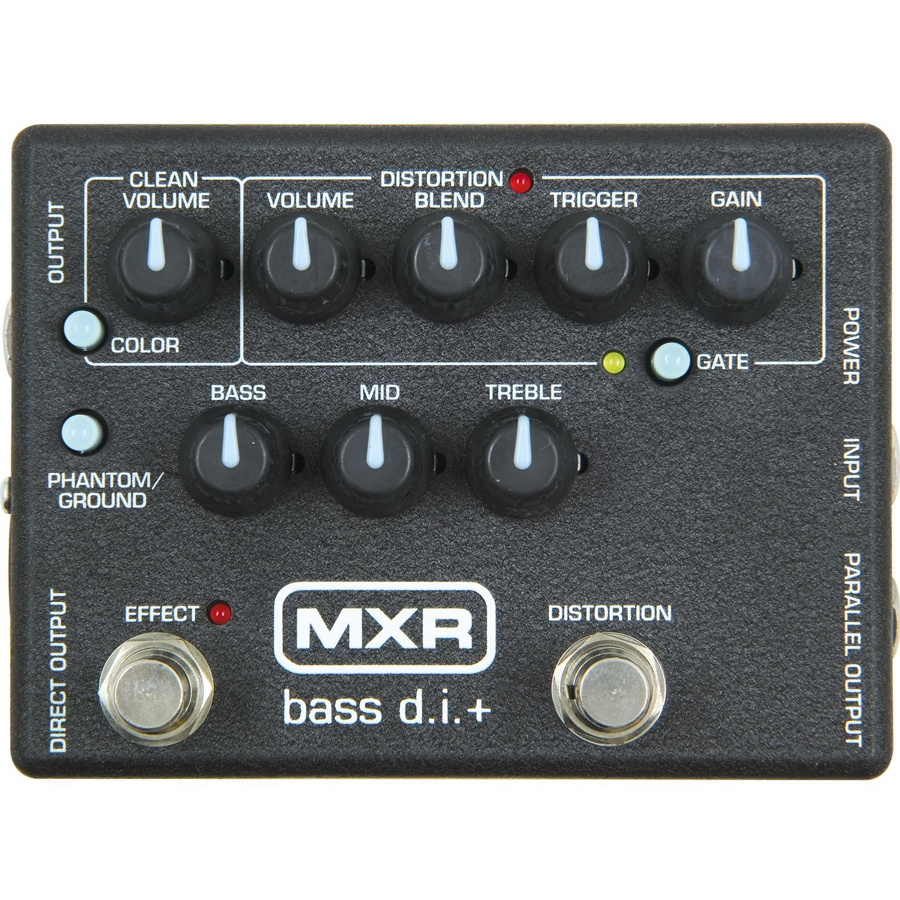 Bass Disctortion + M80
