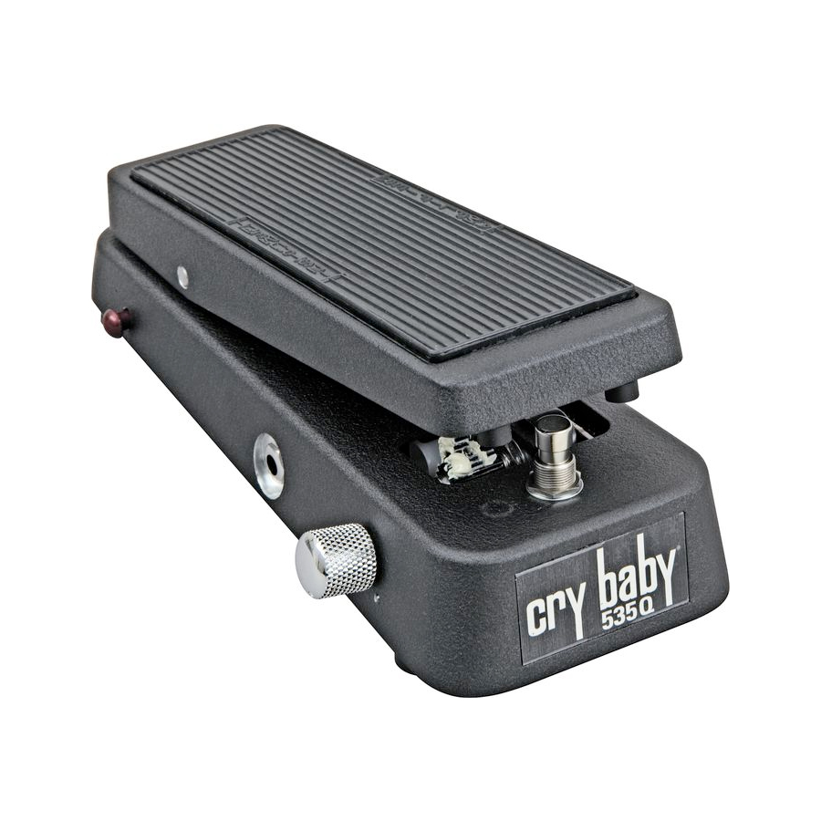 Dunlop 535Q Wah Pedal  Right Angle