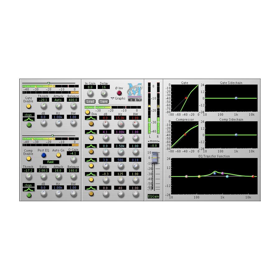 ChannelStrip V2  Native For MAC OSX