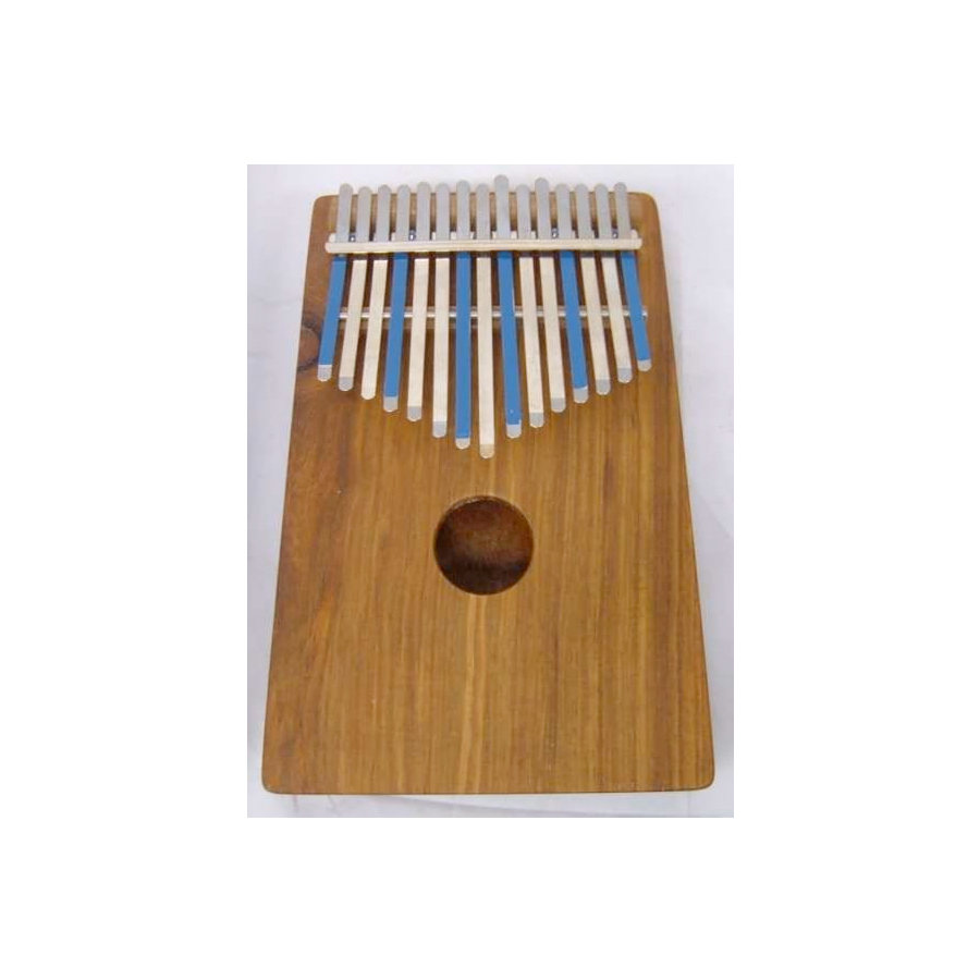 Alto Kalimba with Internal Mic Pickup