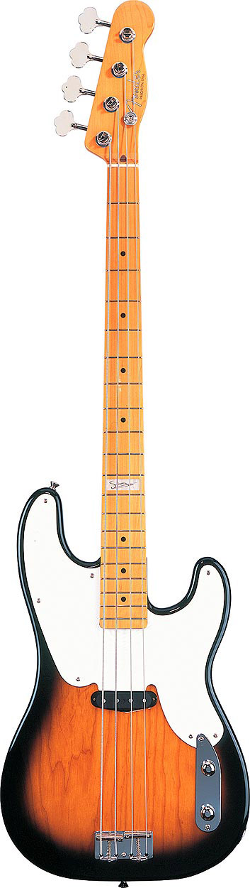 Sting P Bass® 2-Tone Sunburst