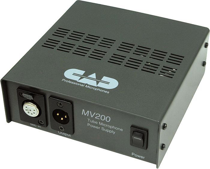 CAD M9 Power Supply View
