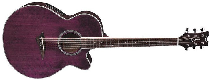 Performer E in Transparent Power Purple