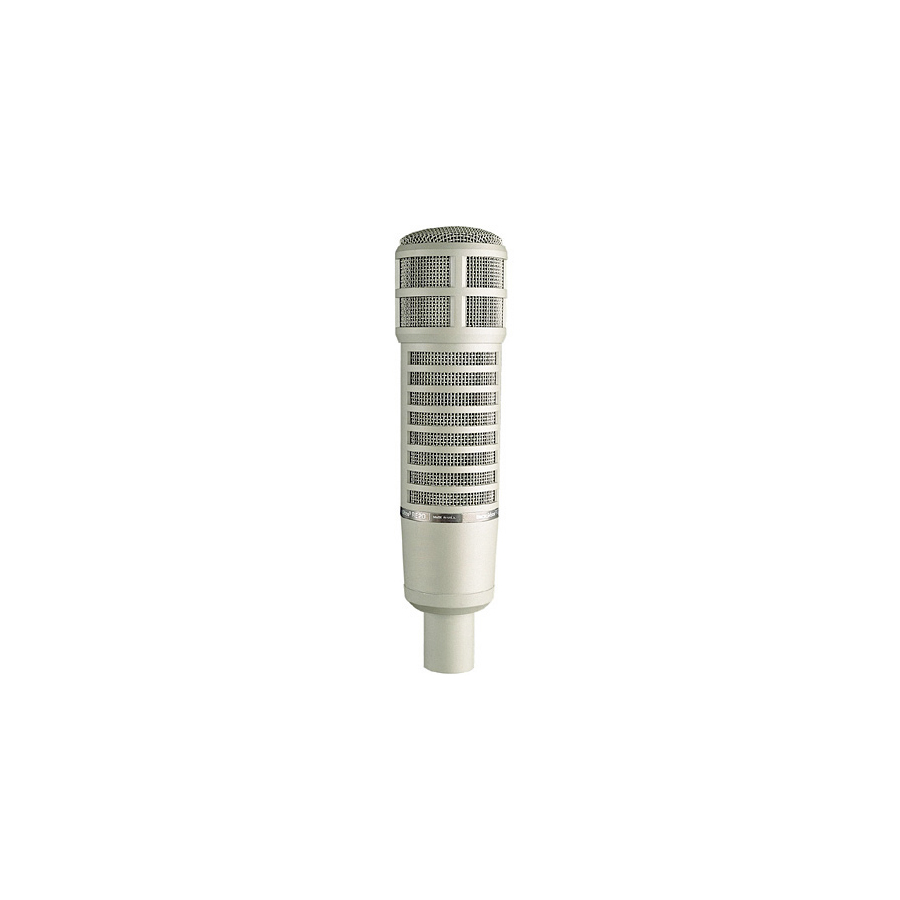 Electro Voice RE-20 Cardioid Microphone Large View 2