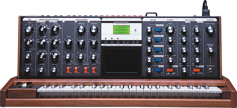 Minimoog Voyager - Performer Edition