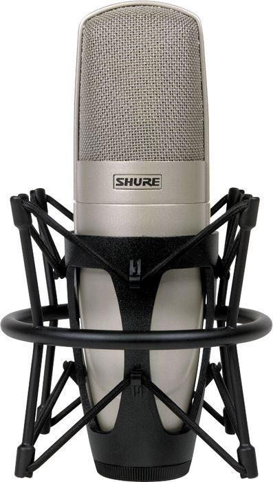 Mic With Shockmount