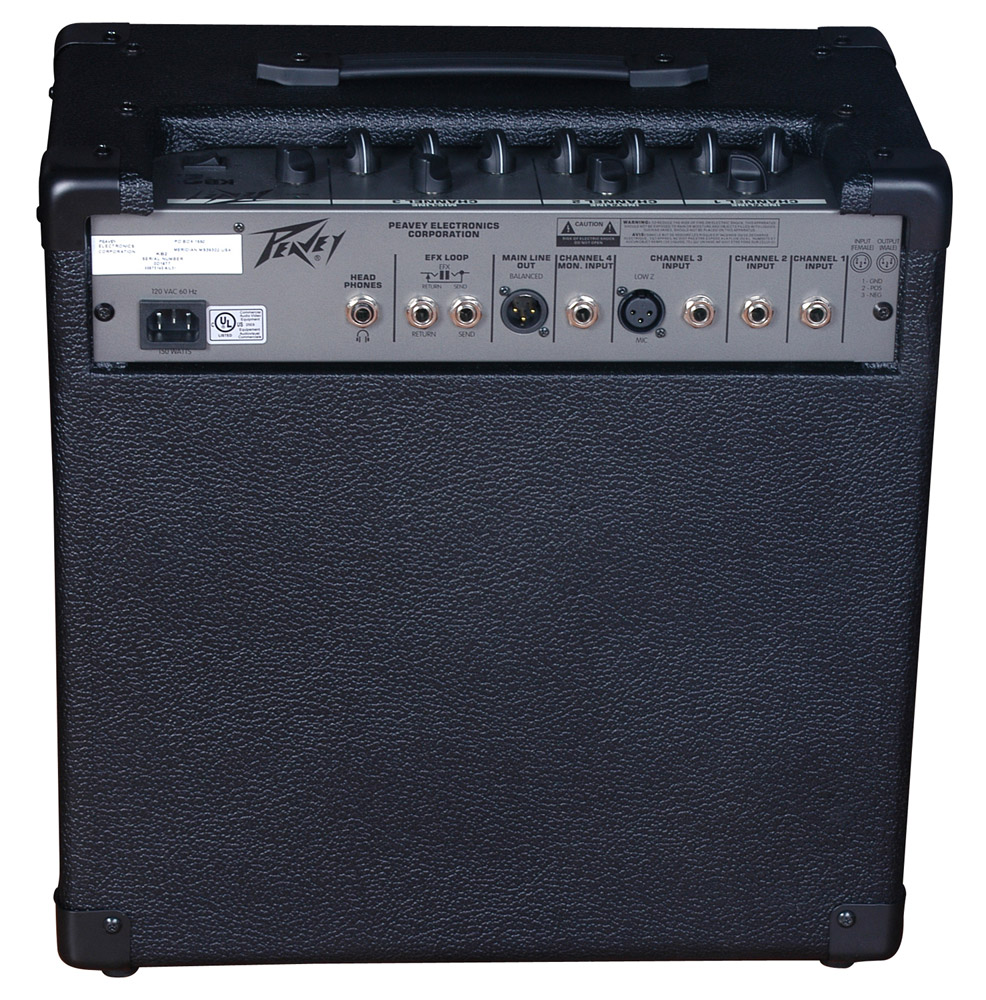 Peavey KB2  Rear View