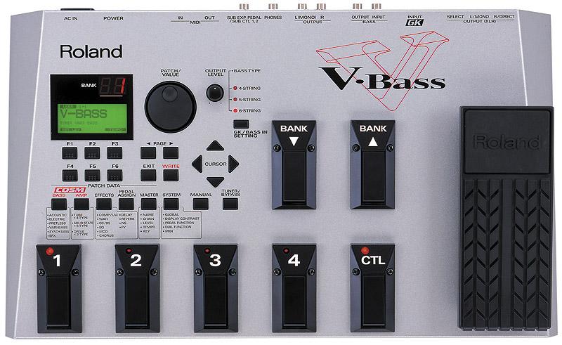 V-Bass Open Box