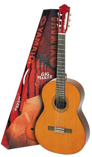 Gigmaker Classic Guitar Package