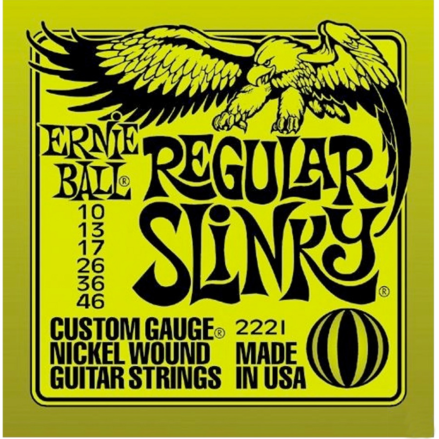 2221 Nickel Regular Slinky