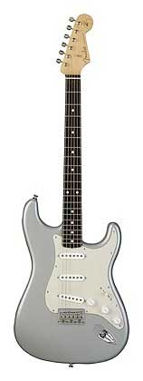 Robert Cray Signature Strat® - Inca Silver Finish