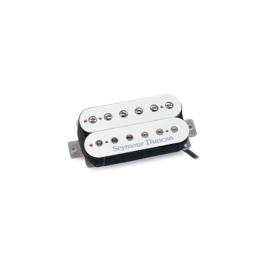 Seymour Duncan SHPG1N  Pearly Gates Neck White