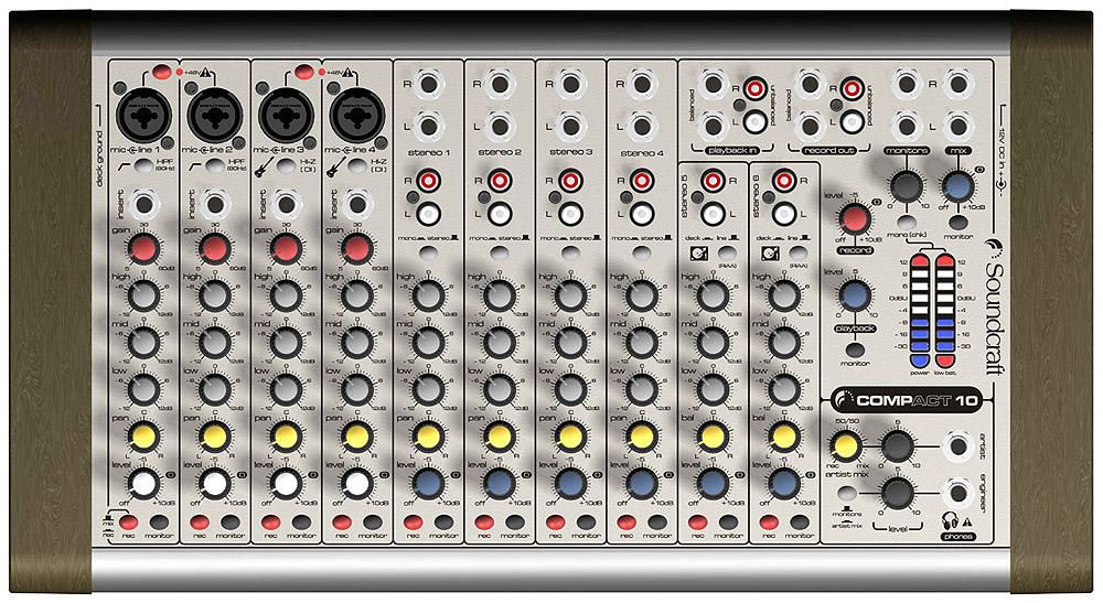 COMPACT 10 Mixer