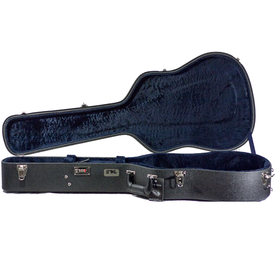 8801 LTD Square-Neck Resonator Case